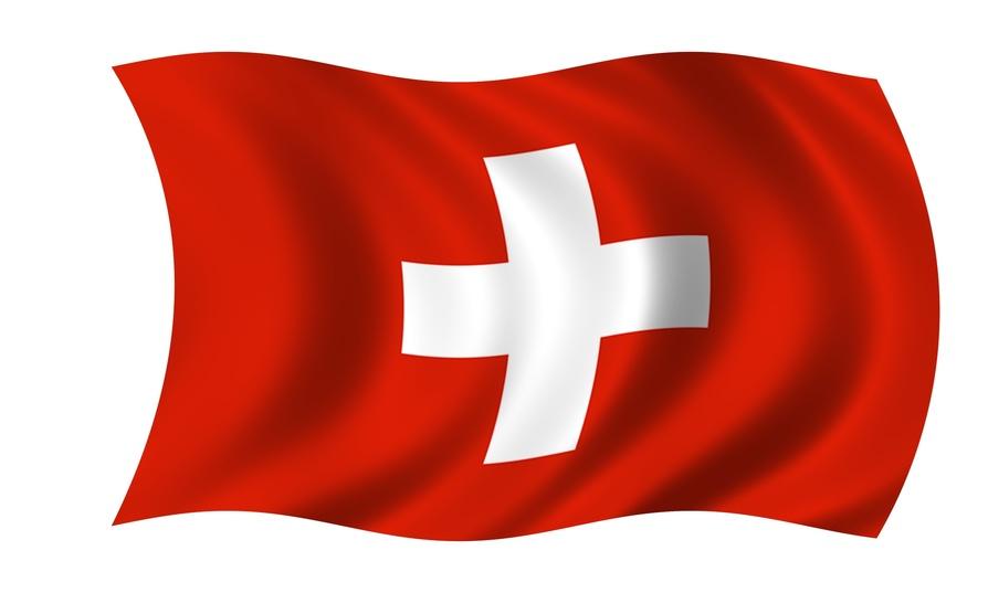 Bildergebnis für schweizer fahne